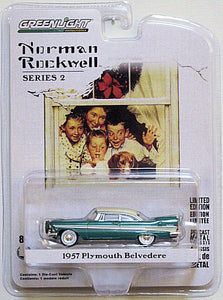 1957 Plymouth Belvedere (2019 Norman Rockwell Series 2)