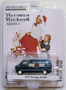 1977 Dodge B-100 (2019 Norman Rockwell Series 2)