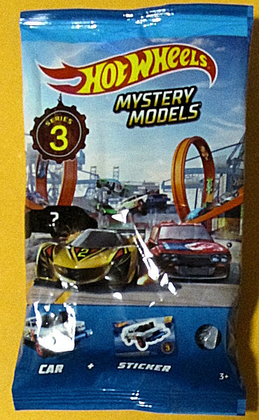 '69 Ford Mustang Boss 30 (2019 Hot Wheels Mystery Models Series 3 - #1) Chase