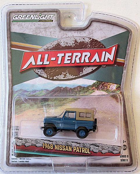 1968 Nissan Patrol (2020 Greenlight - All-Terrain Series 9)