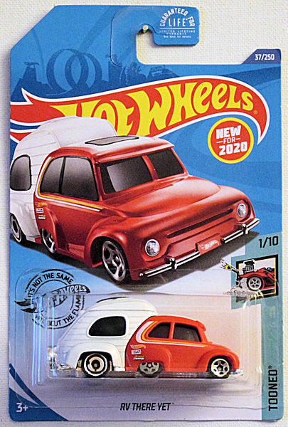 RV There Yet (2020 Hot Wheels Mainline #125/250 - Tooned #1/10) NEW for 2020!