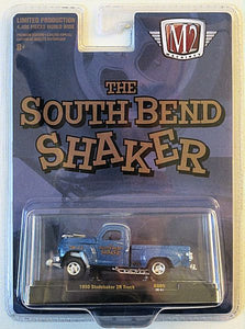 1950 Studebaker 2R Truck (2020 M2 Machines - The South Bend Shaker GS05)