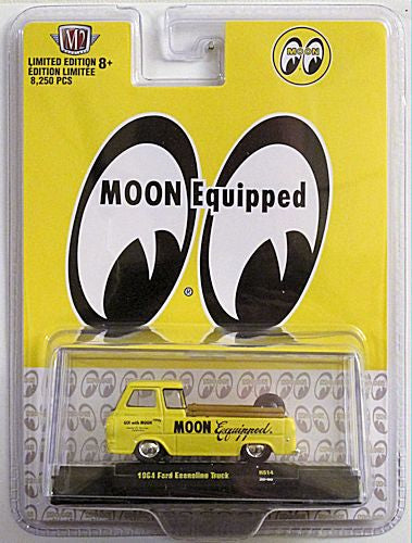 1964 Ford Econoline Truck (2020 M2 Machines - Hobby Exclusive HS14) MOON Equipped
