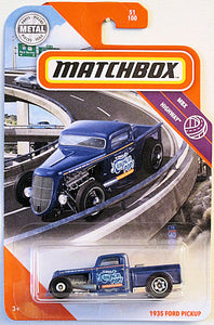 1935 Ford Pickup (2020 Matchbox Mainline #51/100 - MBX Highway)