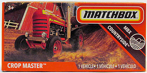Crop Master (2020 Matchbox Power Grabs #91/100 - MBX Countryside)