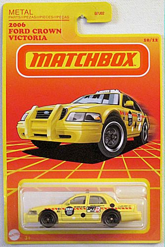 2006 Ford Crown Victoria (2020 Matchbox Retro Series - Target Exclusive #10/12)