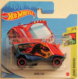 Aero Pod (2021 Hot Wheels - European Short Cards #26/250)