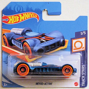 Retro-Active (2021 Hot Wheels - European Short Cards #29/250)