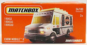 Chow Mobile II (2021 Matchbox Power Grabs #24/100) NEW!