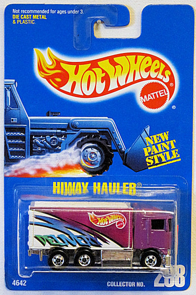 Hiway Hauler (Hot Wheels Collector Number Card #238)