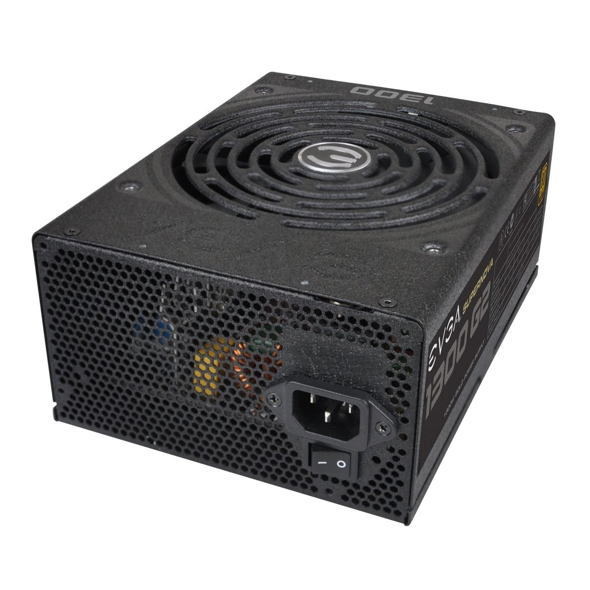 EVGA SuperNOVA 1300 G2 80+ GOLD, 1300W Fully Modular NVIDIA SLI and Crossfire Ready Power Supply 120-G2-1300-XR