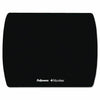Fellowes 5908101 Ultra-Thin Mouse Pad w/ Microban (Black)