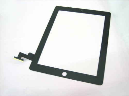 Apple Ipad2 Ipad 2 Gen Black Touch Screen Digitizer Front Glass Faceplate Lens Part Panel Tablet Computer Repair Parts R