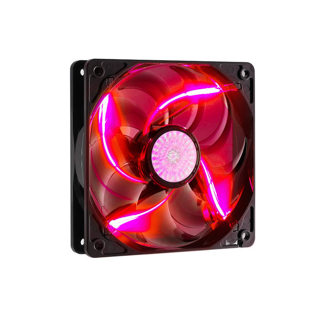SickleFlow 120 2000 RPM Red LED - GehΣuselⁿfter - 120 mm