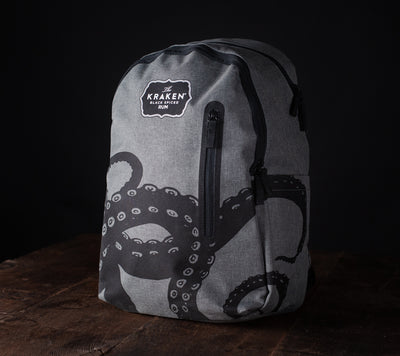 Kraken Backpack (Grey)