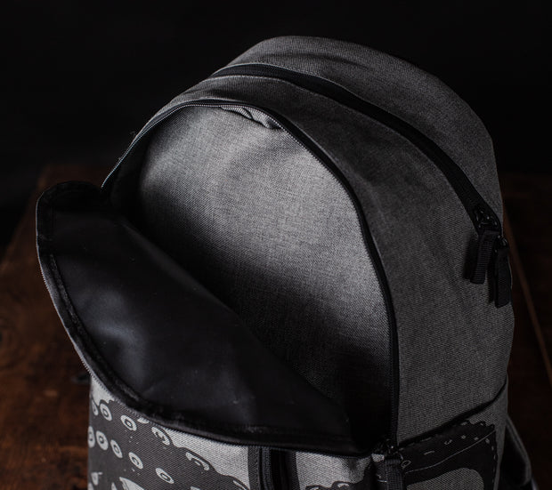 Kraken Go Bag (Grey)