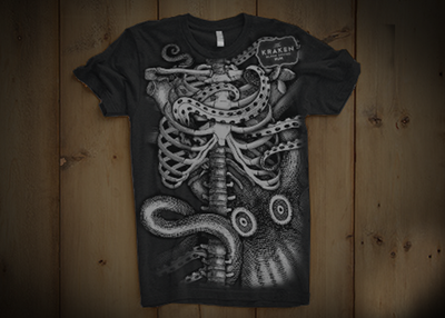 Human Anatomy T-Shirt