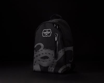 Kraken Go Bag (Black)