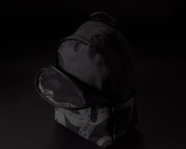 Kraken Backpack (Black)