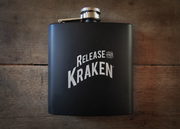 Release The Kraken Flask