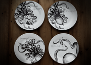Dinner Plates (Set of four)
