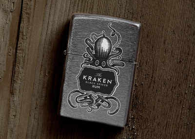 Kraken Lighter