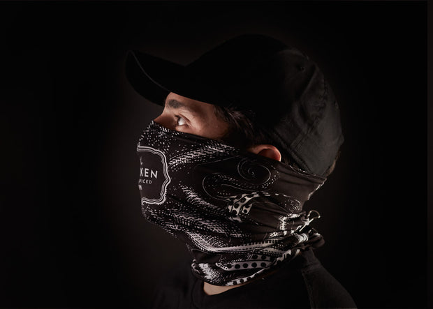 Kraken Rum Multi-Purpose Neck Gaiter