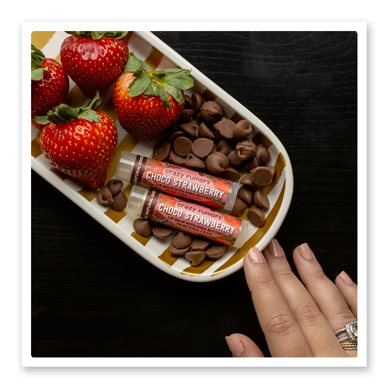 Choco Strawberry - Double Pack