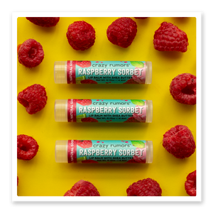 Raspberry Sorbet - Triple Pack