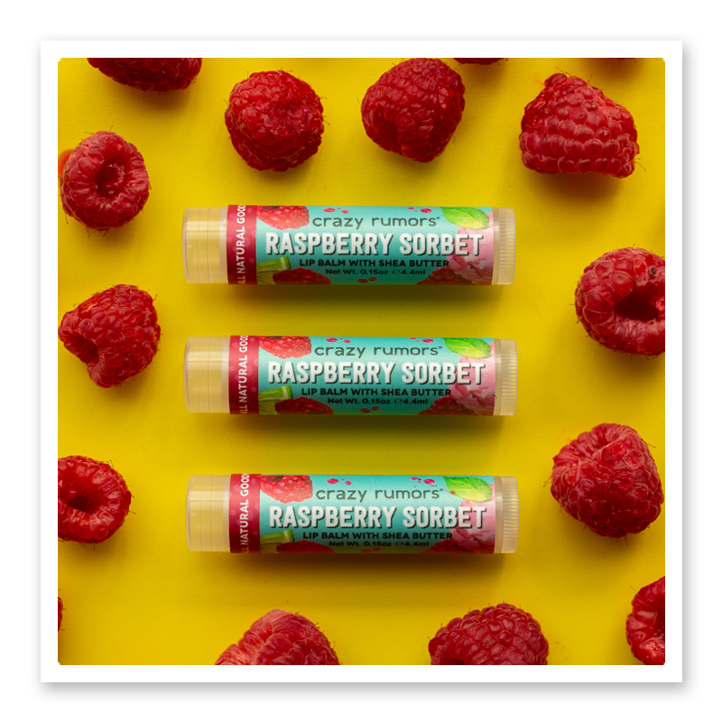 Raspberry Sorbet - Double Pack
