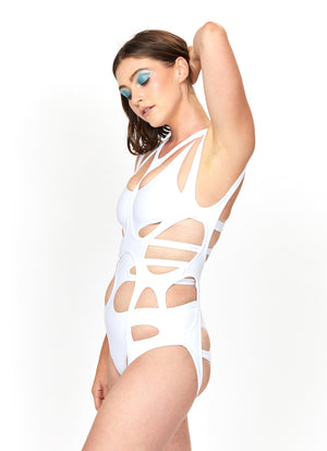 Exoskeleton Layering Swim Body