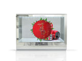 Transparent LCD Showcase