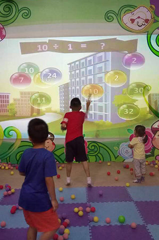 Interactive Wall System