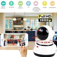WIFI Smart Home IP Camera V380 Security 1mp Onvif Turn Camaras De Seguridad Wireless Camara