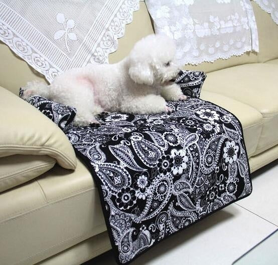 New dog beds for large dogs cotton Mat Pet Car Seat Cover Cat Pet  Puppy Beds House Cushion