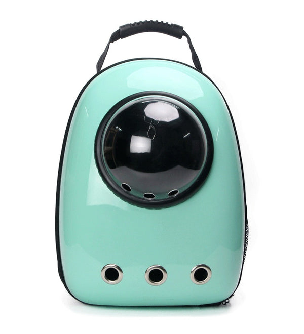 TEMACOO Puppy Carrier Travel Bag/ Pet Space Bag /Hot Sale Capsule Shaped Pet Carrier Breathable backpack for dog cat outside Tra