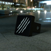 Claw Slash Marks LED Brake Hitch Cover