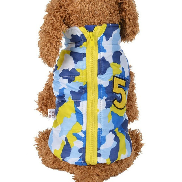 Pet Dog Clothing Costumes Jackets Waterproof