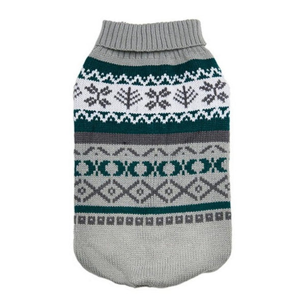pet dog clothes winter warm dog coat jumpsuit christmas sweater dog clothes for small dogs hondenkleding