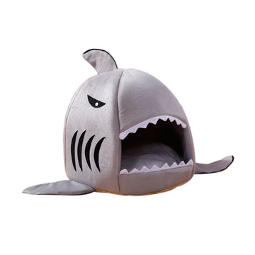 Sharkcollapsible Indoor Pet House