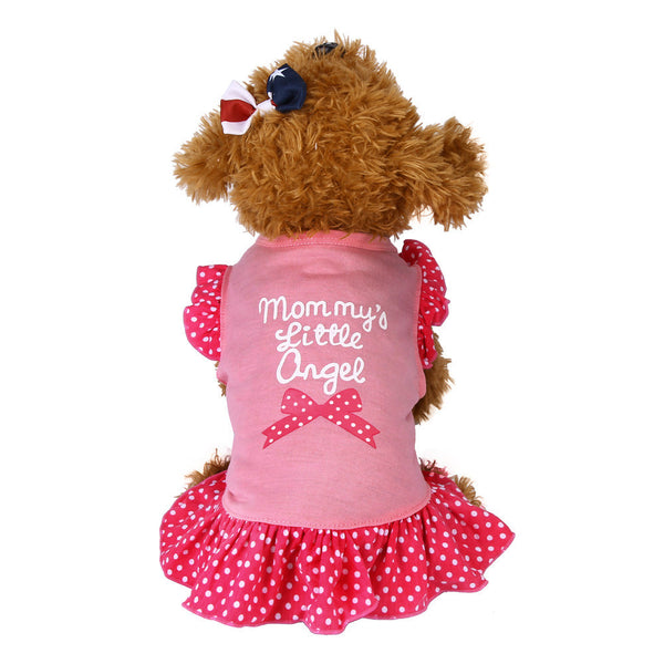 Summer Cute dog clothes for small dogs girl Cat Clothes Pet Dog Pet Products roupa para cachorro - Fashion - Molly Brands - Molly Brands