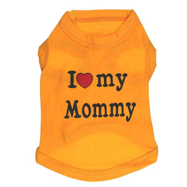 Fashion Pet Puppy Summer Shirt Small Dog Cat Pet Clothes Stripe Vest T Shirt - Fashion - Molly Brands - Molly Brands