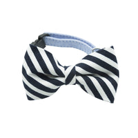 Pet Bow Tie Dog Collar Teddy Contractile with Bell Bow Knot Cat Collar Dog Pet Bow Tie - Fashion - Molly Brands - Molly Brands