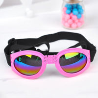 Fashion Gift For Pet Dog Goggles UV Sunglasses With Protection Strap