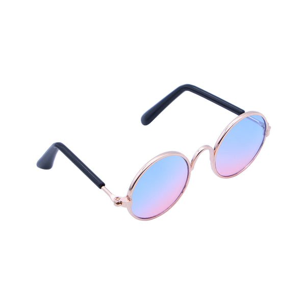 Fashion Glasses Small Pet Dogs Cat Glasses Sunglasses Eyewear Pet Cool Glasses Pet Photos Props - Fashion - Molly Brands - Molly Brands