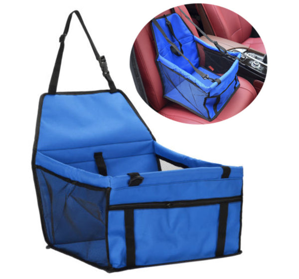 Pet Dog Carrier Car Seat Pad Safe Carry House Cat Puppy Bag Car Travel Accessories Waterproof Dog Bag Basket Pet Products - Walking - Molly Brands - Molly Brands