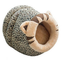 Soft Warm Pet Dog Bed House for Small Dogs Winter Warm Nest Pet Cat Small Dog Puppy Kennel Bed Sofa Sleeping Bag Dropshipping - Bedding - Molly Brands - Molly Brands