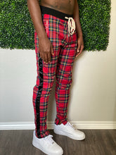 Load image into Gallery viewer, Plaid Casual Pants