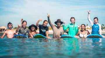 The WSMS Surf Art Camp 2019 Recap