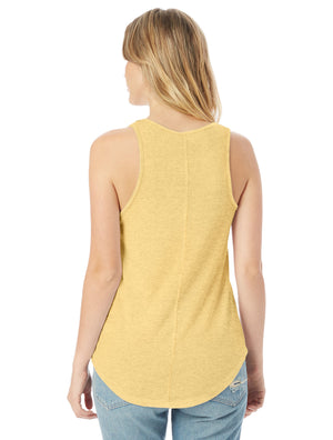Yellow Surf Stop Tank